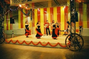 Flamencotanz