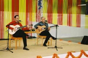 Flamenco Musiker