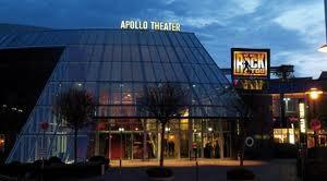 Musical Theater von Aussen